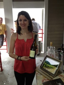 Laura of Mellot Wines