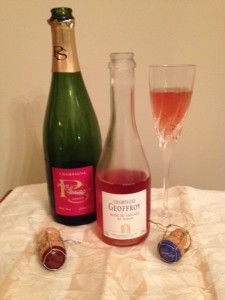 Rose Champagnes